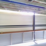secure home roller shutter installation