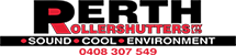 Perth Rollershutters Pty Ltd. - logo Footer