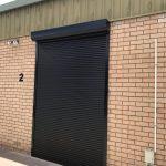 secure roller shutter installation