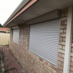 new home roller shutter installation