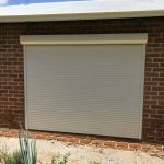 security shutters for big window