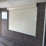 New security blind installation