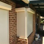 Secure home shutters